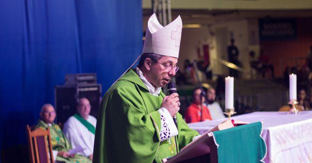 Homilia Santa Missa do 1º dia do Rebanhão