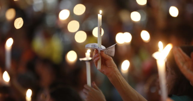 Mais de 40 mil jovens seguiram Jesus no Rebanhão de Ouro