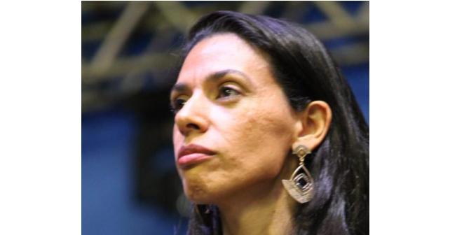 """""""Deus te chama a exultar de alegria"""", Keila Sousa, presidente do Conselho da RCC-DF"""